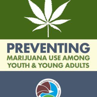 Preventing Marijuana booklet cover